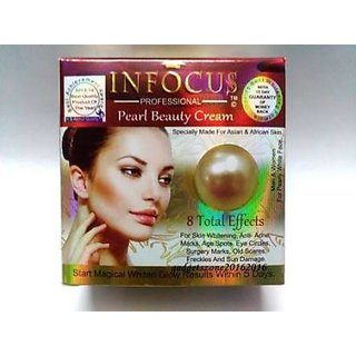 INFOCUS PEARL BEAUTY CREAM ( 6 Pcs Pack).