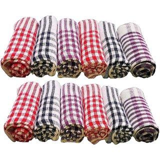 xy decor cotton kitchen towel (set of 6)