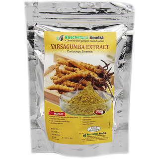 Navchetana Kendra Yarsagumba Extract 200 gm