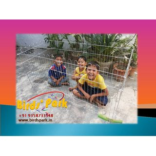 PlayPen-Fence PlayStation (Good for pups rabbits for IN or OUT DOOR)- BY-AIR