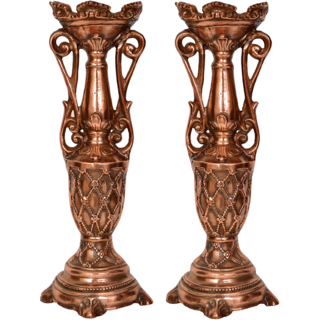 united  beautiful  flower vase set of 2