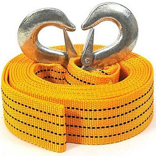 MP Car Auto Towing Tow Cable Rope Heavy Duty 3 Ton