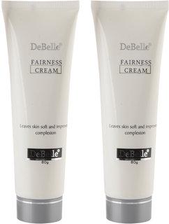 DeBelle Fairness Cream Combo (Pack of 2) 80g