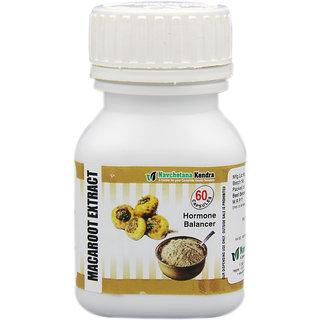 Navchetana Kendra Macaroot Extract Capsule 500 mg