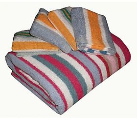angel homes combo pack (1 bath towel  3 hand towel)