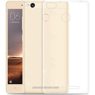 Redmi 3S Transparent Back Cover