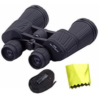 Waterproof Bushnell 50X50 Zoom 50X Prism Binocular Telescope Monocular with Pouch -53