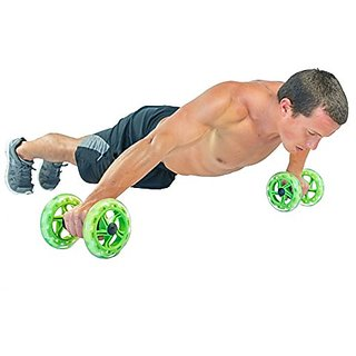 Ab Wheels - Dual Core Wheels For Dynamic Strong Core Exercises