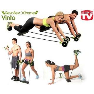 Vinto Xtreme Revoflex Full Body Exerciser Fat Burning Gadget