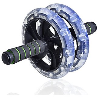 Ab Roller Wheel for Abdominal Exercise from i4M Health & Fitness Offer Workout Equipment for Abs that also Strengthens