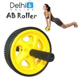 AB WHEEL / AB ROLLER (IMPORTED) (HIGH QUALITY)