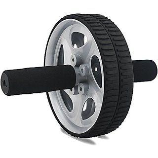 Ab Wheel RollerFor Full Body Exercise strengthen & tone abs shoulders arms and back Comfortable plastic grips. Effectively develop & strengthen the stomach area