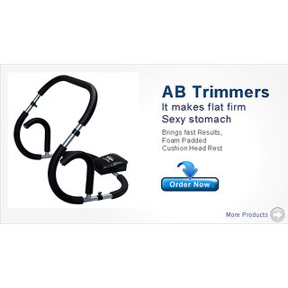 Velocity Fitness-Ab trimmer