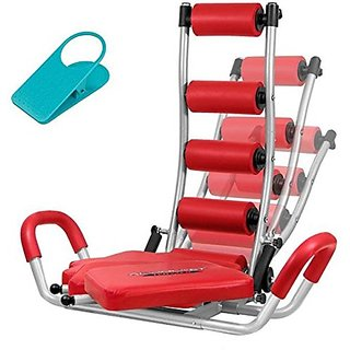 AB CARE TWISTER ROCKET WITH 3 RESISTANCE BAND  VCD OF WORKOUT (IMPORTED)