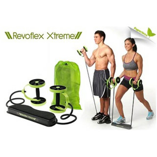 Yoneedo Revoflex Xtreme Ultimate Excercise All In One Portable Abs Machine