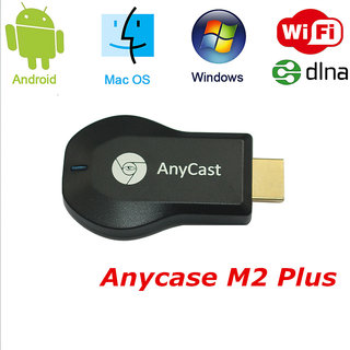 Anycast M2 Plus Miracast Airplay DLNA HDMI WiFi Dongle