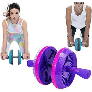 ab wheel roller with Adjustable Width and resistance  Ulta wide wheel For Ab carving  knee pad and Complete 30 days Digital workout guide