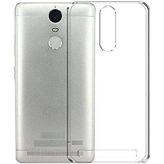 Lenovo K6 Power Transparent Back Cover