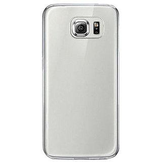 Samsung Galaxy J7 Prime Transparent Back Cover