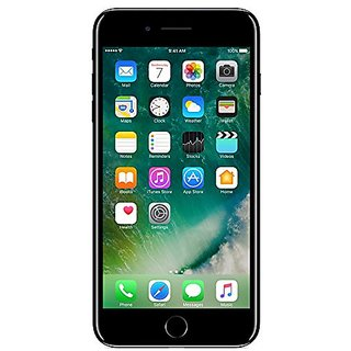 Apple iPhone 7 Plus 128GB (Black) (6 Months Seller Warranty)