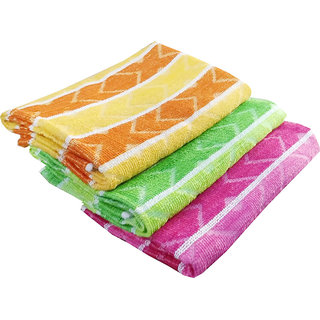 Angel Home Set of 2 Cotton  Bath Towels (bt001)