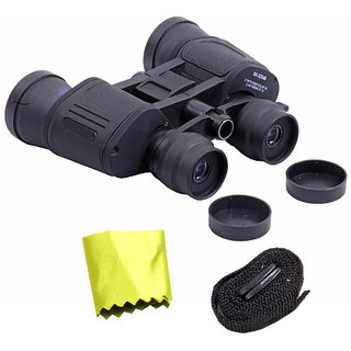 Waterproof Bushnell 08-32X Zoom 08-32X40 Prism Binocular Telescope Monocular with Pouch -55
