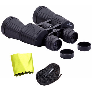 Waterproof Bushnell 20X Zoom 20x50 Prism Binocular Telescope Monocular with Pouch -57