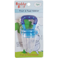 Buddyboo Fruit  Food Nibbler,Blue
