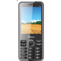 Relaxx 4s (Black) Selfie Camera  1500 Mah Battery  Dual