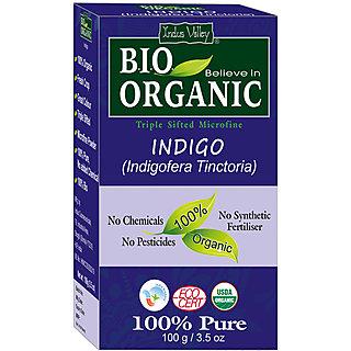 Indus Valley BIO Organic INDIGO POWDER