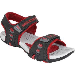 Super Men Black-900 Sandals  Floaters