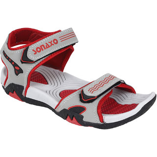 Super Men Grey-899 Sandals  Floaters