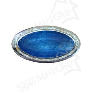 Aluminum Oval Platter