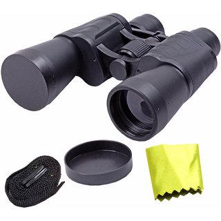 Waterproof COMET 50X Zoom 50x50 Prism Binocular Telescope Monocular with Pouch -58