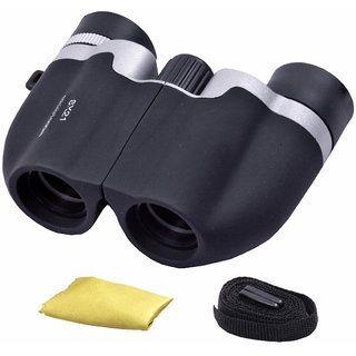 Waterproof Bushnell 08X21 Zoom 08X Prism Binocular Telescope Monocular with Pouch -59