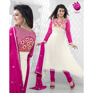 KHUSHALI GEORGETTE SALWAR SUIT AYESHA`s WANTED 06