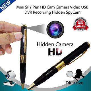 Hd Spy Pen Camera