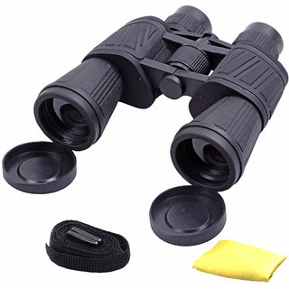 Waterproof Bushnell 50X Zoom 50x50 Prism Binocular Telescope Monocular with Pouch -62