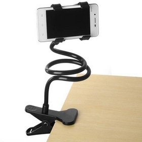 techdeal 360 Rotating Universal Lazy Bed Desktop Flexible Phone Stand Mount Bracket Mobile Holder