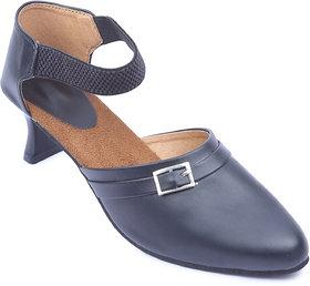 Amour World Women Black Kitten Heel - 134868688