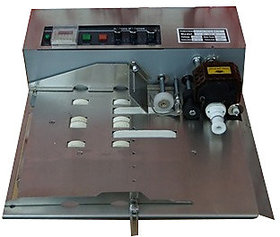 High Speed Batch Coding Machine IM 380 Hot Ink Roller