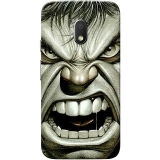 Moto G4 Play Case, Huuk Slim Fit Hard Case Cover/Back Cover for Motorola Moto G Play 4th Gen/Moto G4 Play
