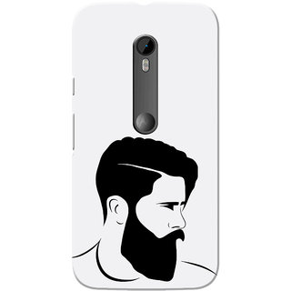 Moto G3 Case, Moto G Turbo Case, Mr.Perfect Grey Slim Fit Hard Case Cover/Back Cover for Motorola Moto G3/Moto G 3rd Gen/Moto G Turbo