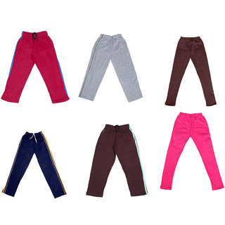 IndiWeaves Boys Combo Pack(Pack of 4 Solid Lower/Tarck Pants With 2 Cotton Leggings)_Multicolor_2-3 Years_360010930337141213-IW-P6-22