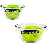 Borosil Combo of 2 Bowl Set 500 ml  900 ml