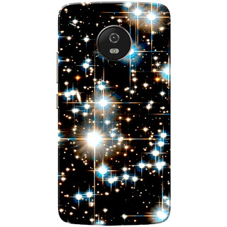 Moto G5 Case, Sparkles Black Slim Fit Hard Case Cover/Back Cover for Motorola Moto G5/Moto G 5th Gen