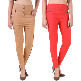 Christy's Collection Trending jegging ( SET OF 2)
