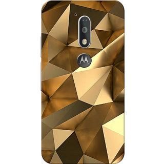 Moto G4 Plus, Moto G4 Case, 3D Pattern Slim Fit Hard Case Cover/Back Cover for Moto G4 Plus/Motorola Moto G4/Moto G Plus 4th Gen/Moto G 4th Gen