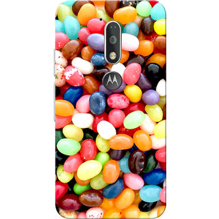 Moto G4 Plus, Moto G4 Case, Pebbles Slim Fit Hard Case Cover/Back Cover for Moto G4 Plus/Motorola Moto G4/Moto G Plus 4th Gen/Moto G 4th Gen