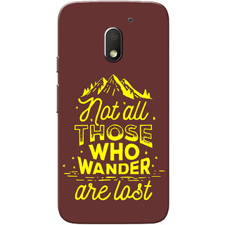 Moto E3 Power Case, Moto E3 Case, Wander Maroon Slim Fit Hard Case Cover/Back Cover for Motorola Moto E 3rd Gen/Moto E3 Power